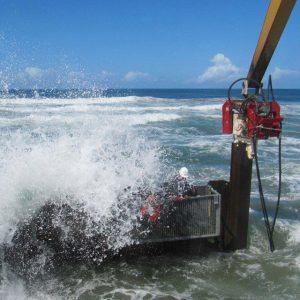 Ekskavatöre Monteli Hidrolik Çakıcı - Madagaskar - OVR 80 S