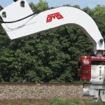 Excavator Mounted Hydraulic Vibratory Hammer OVR 60 S - Talin