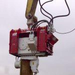Excavator Mounted Hydraulic Vibratory Hammer OVR 80 S - İtalya