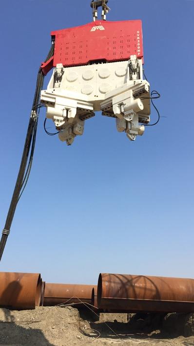 Mısır Süveyş Kanalı Projesi - SVR 200 NF