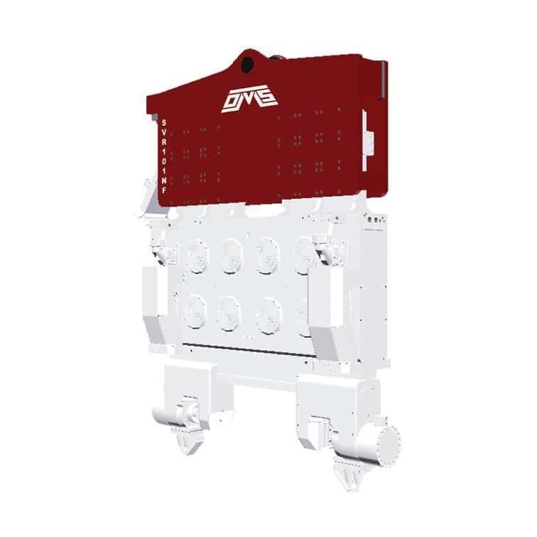 Crane Suspended Vibratory Hammer SVR 101 NF Rental