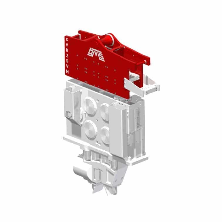 Crane Suspended Vibratory Hammer SVR 25 VM Rental