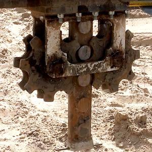 Wick-Drain-Installation-Machine-Mandrel