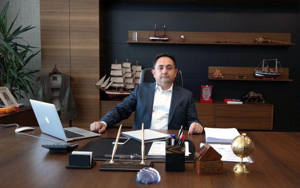 Özkanlar Grup Makine AŞ Genel Koordinatörü Aydın Özkan